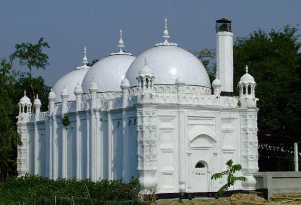 Chandamary Mosque Rajarhat Kurigram