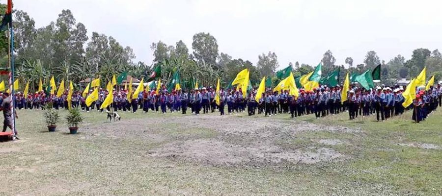 Scouts-Day-Camp-Rajarhat-Kurigram-2017